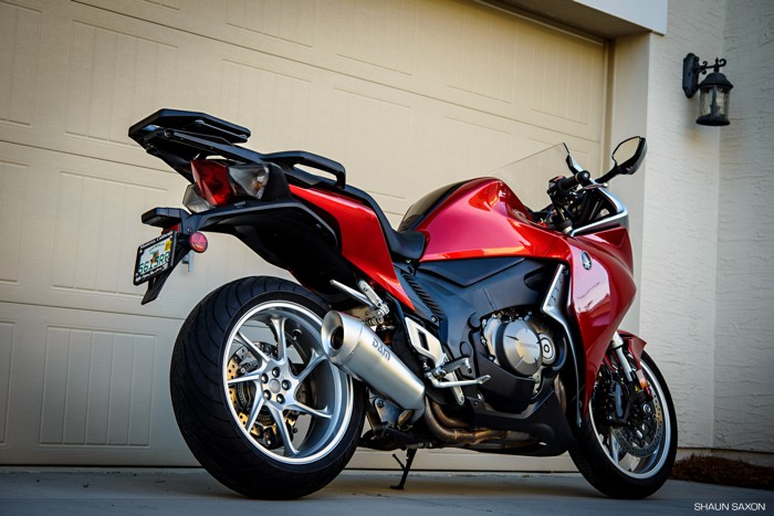 Honda VFR1200 - SHAUN SAXON PHOTOGRAPHY - Rosemary Beach, Watercolor ...